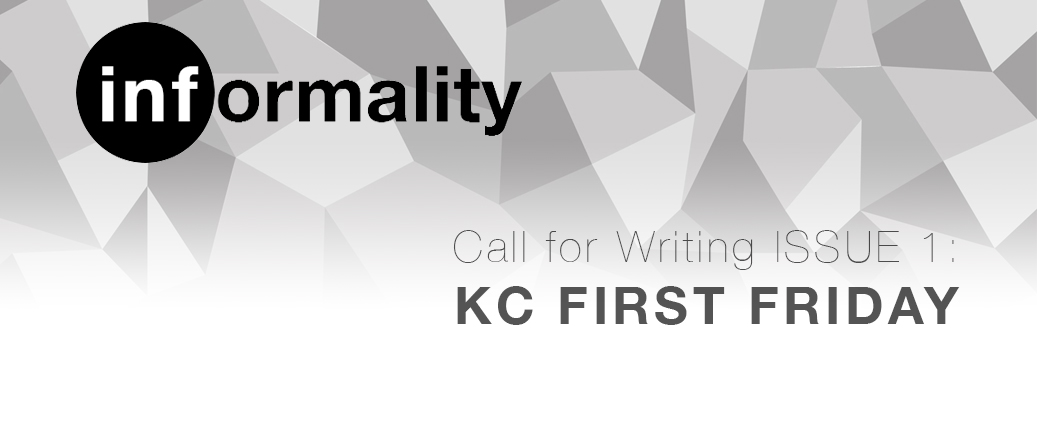 Call for Writing: Issue 1