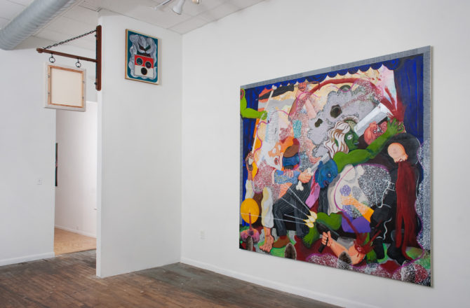 Artist-Run KC:  A Conversation with Caleb Taylor on The Polish and Perseverance of PLUG Projects