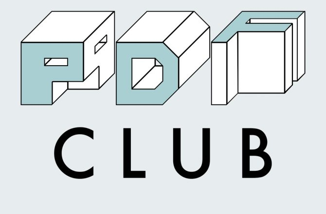 PDF CLUB Returns in 2018 with a Session Sunday, January 12th