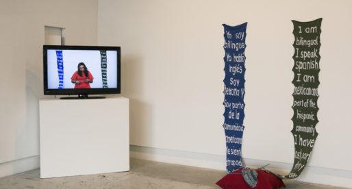 In Reflection: Lizbeth Contreras and Diana Lerma in Bricolaje